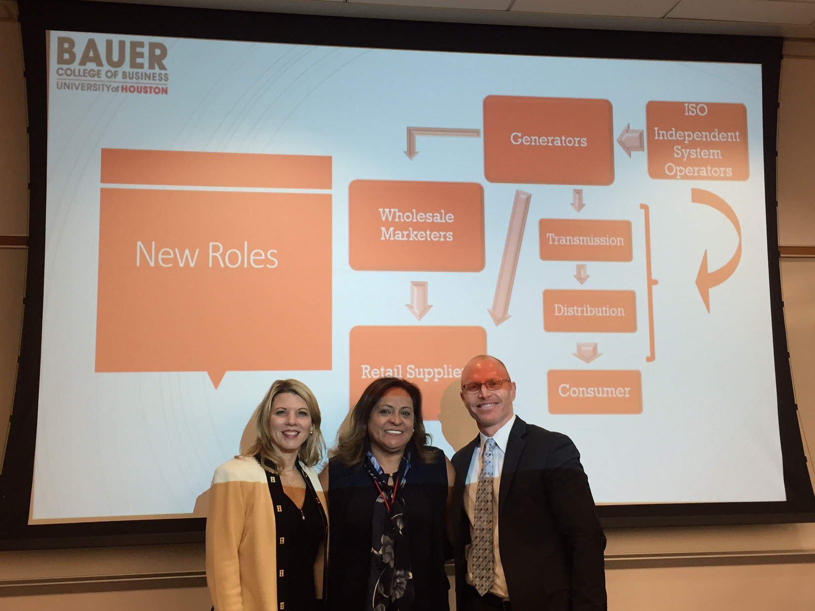 Manhattan Resources President Allison Piper Speaks at Bauer College of Business Executive MBA Program