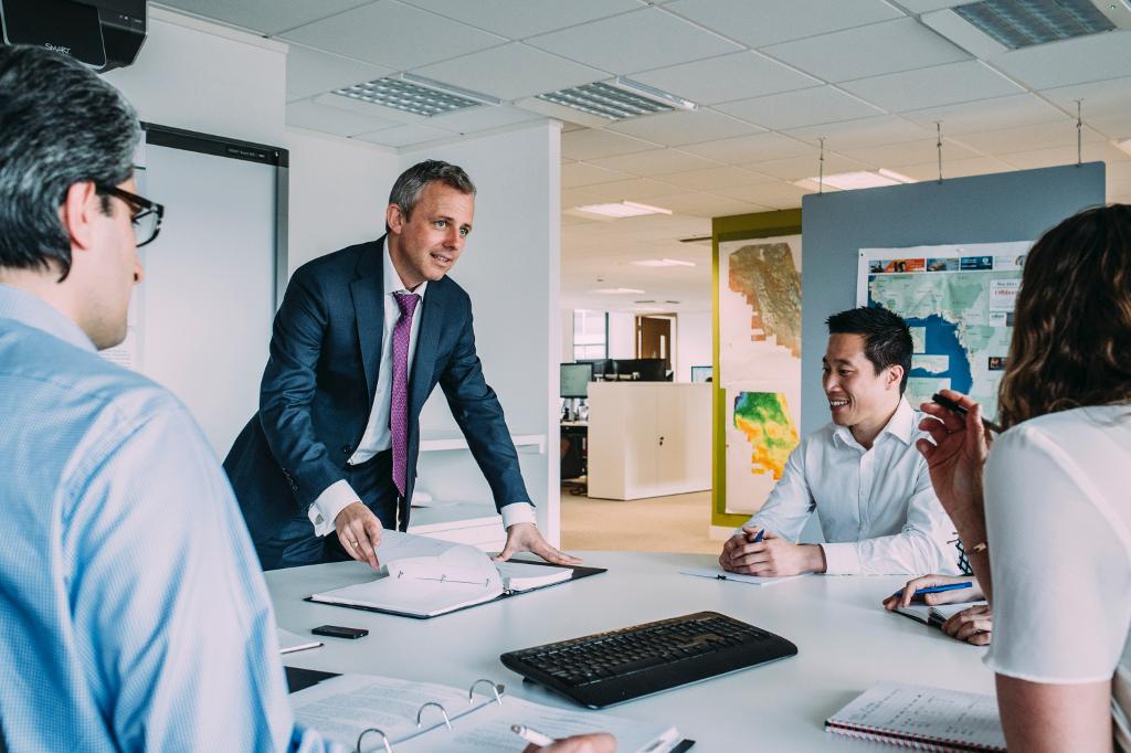 business leadership